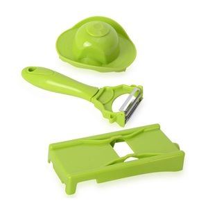 Other - Set of Peeler, Cutting Board and Hand Protector